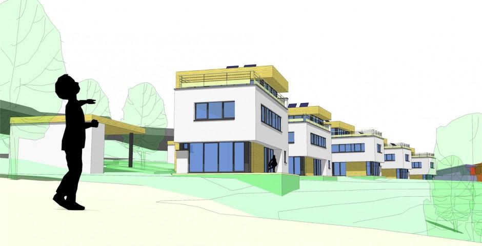Habitat groupé à Vedrin