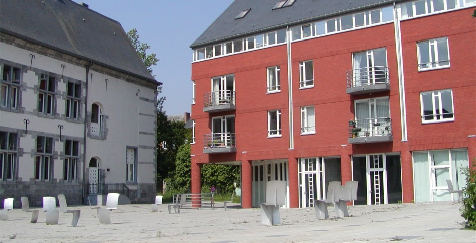 Logements Quartier des Célestines à Namur