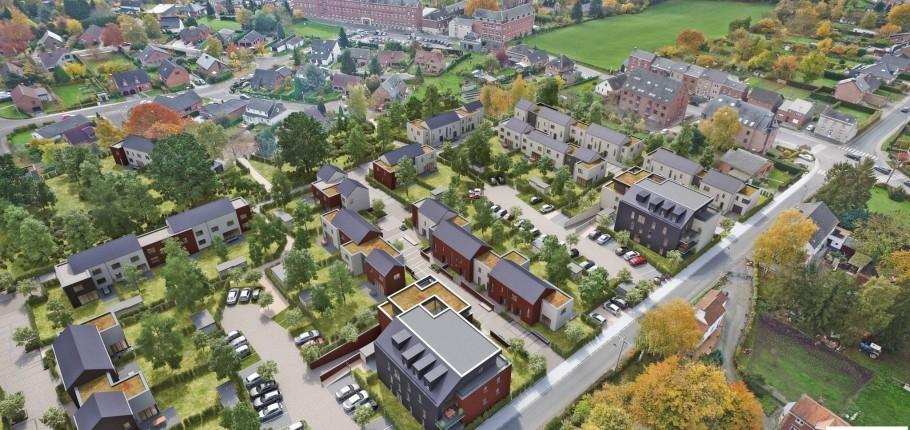 Permis d'urbanisme obtenu pour l'éco-quartier à Bouge