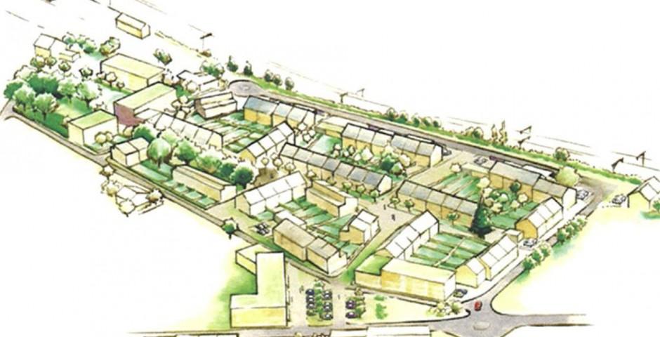 Création d'un éco-quartier résidentiel (Marbehan)