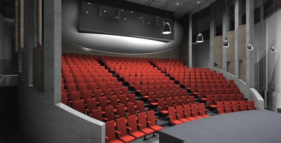 Centre de Congrès à Namur