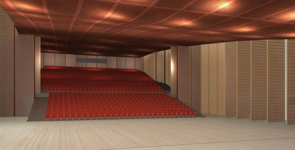 Centre de Congrès de Mons