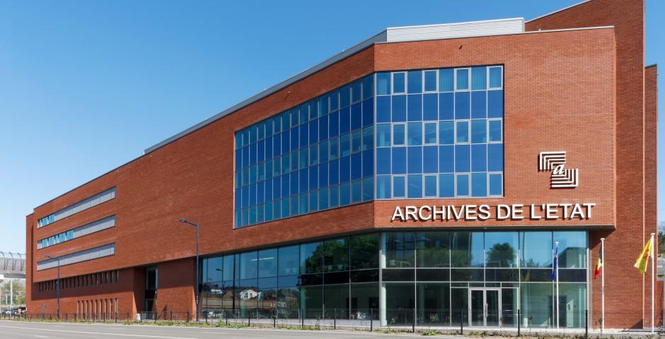 Archives de l'Etat à Namur
