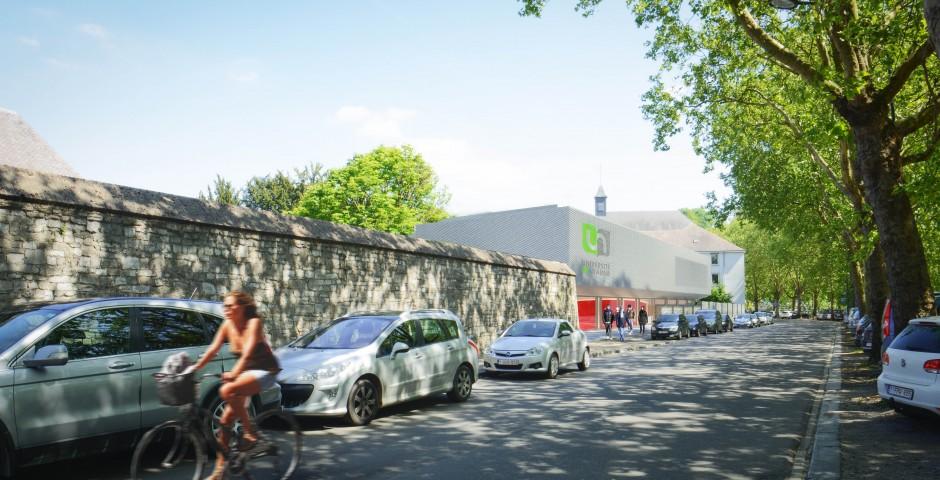 Auditoire Université de Namur