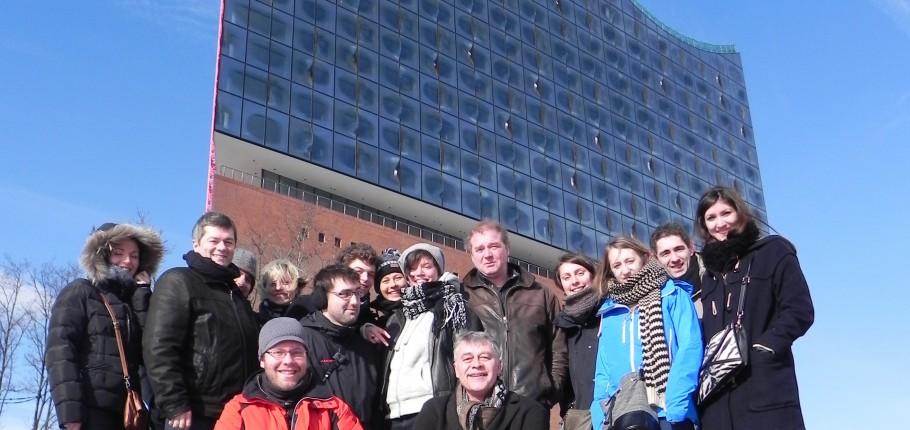 A.A.O. à Hambourg
