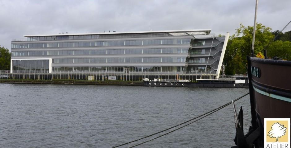 Siège social de CBC Banque et Assurance à Namur