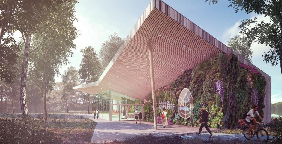 Centre de loisirs et nature à Antoing