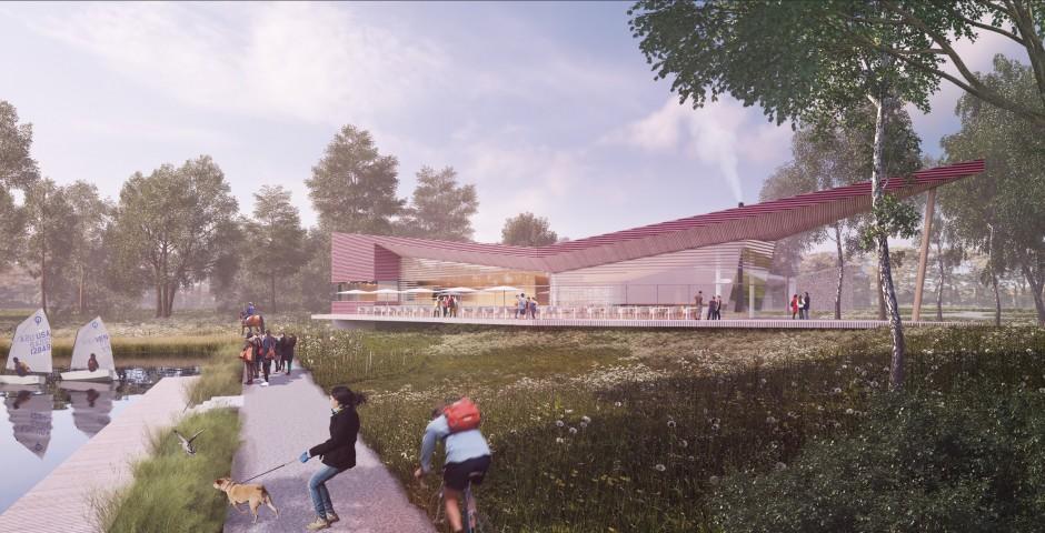Centre de Loisirs et Nature à Antoing.