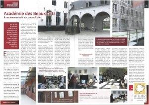 Academie des Beau Arts CONFLUENT