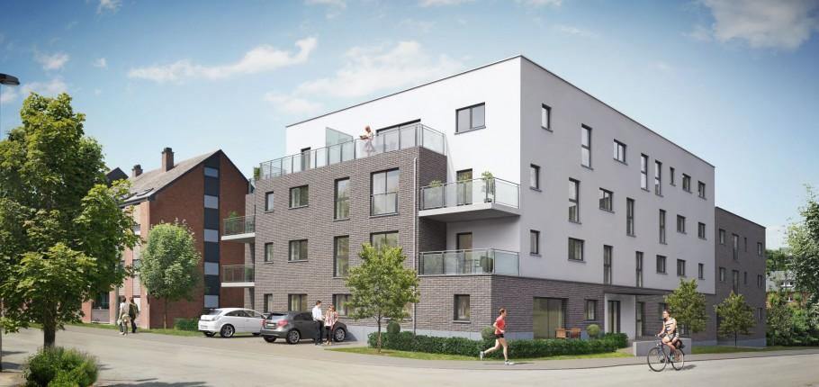 Permis d'urbanisme obtenu pour le nouvel immeuble à appartements à Salzinnes
