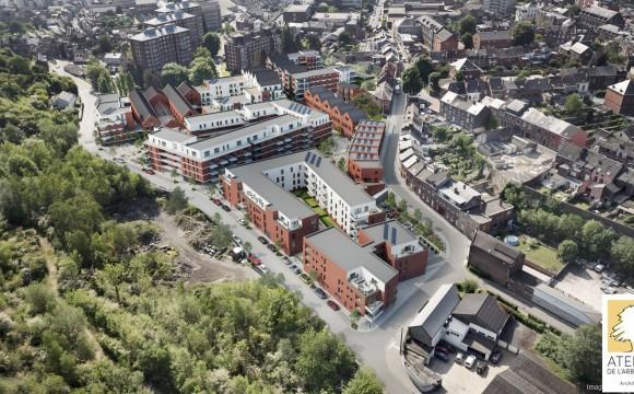 Un nouveau quartier à Asty-Moulin