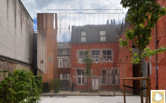 L'académie des Beaux Arts de Namur renait de ses cendres
