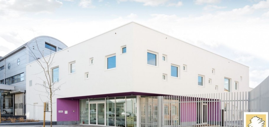 La crèche des Oursons, inaugurée le 9 février 2019