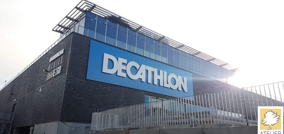 Inauguration et ouverture du Décathlon de Charleroi