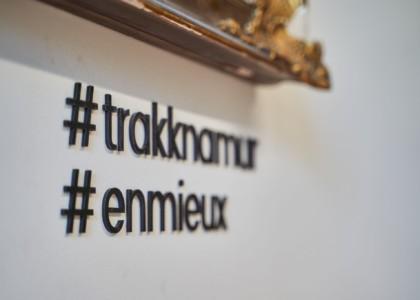 Visite à l'intérieur du Trakk de Namur