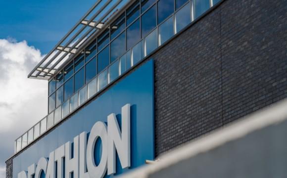 Le Décathlon de Charleroi : nouveau reportage photo