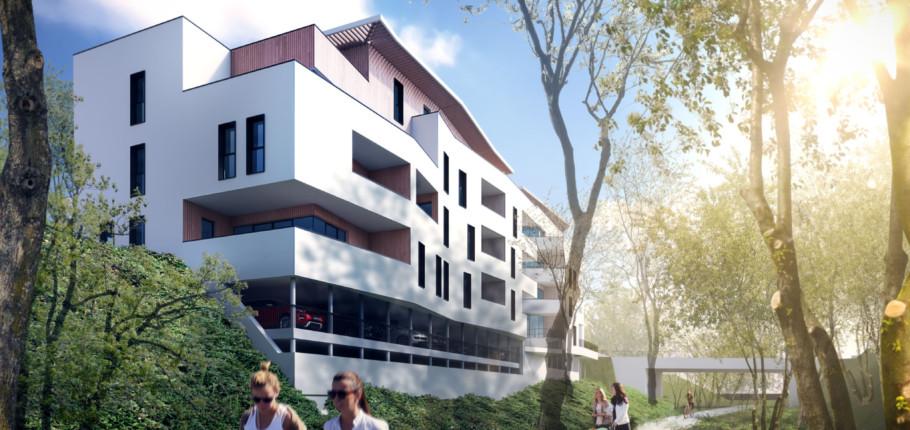 Découvrez la résidence Ravel à Bastogne